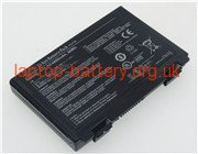 ASUS K70, K50 laptop battery uk