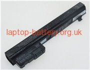 10.80 V, 2500 mAh batteries for HP Mini 110-1045DX