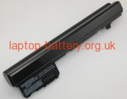 11.10 V, 4400 mAh batteries for HP Mini 110-1045DX