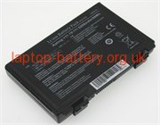 11.10 V, 4400 mAh batteries for ASUS a32-f82