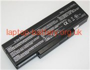 11.10 V, 7200 mAh batteries for CLEVO A4000