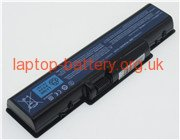 11.10 V, 4400 mAh batteries for ACER AS09A31