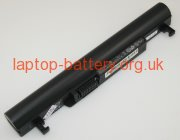 11.10 V, 2200 mAh batteries for MSI Wind U160DXH Series