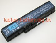 11.10 V, 8800 mAh batteries for ACER AS09A31