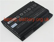 CLEVO P170EM, P150EM laptop battery uk