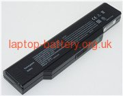 FUJITSU-SIEMENS 8050, Amilo L1310G laptop battery uk