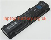 10.8 V, 4200 mAh batteries for TOSHIBA SATELLITE C55T
