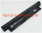 11.1 V, 5800 mAh batteries for DELL inspiron 3521