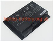 15.12 V, 5900 mAh batteries for CLEVO p370em