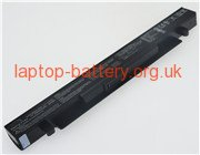 14.4 V, 2600 mAh batteries for ASUS F552EA-XX133D