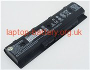 10.8 V, 4200 mAh batteries for HP Pavilion 17 Series
