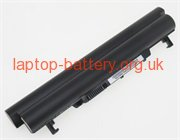 11.1 V, 5200 mAh batteries for MSI Wind U160DXH Series