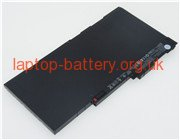 11.1 V, 4520 mAh batteries for HP ZBook 14