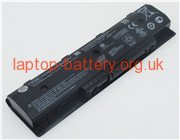 10.8 V, 5225 mAh batteries for HP Pavilion 17 Series
