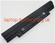 11.1 V, 5800 mAh batteries for DELL 451-12177