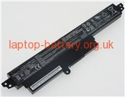 ASUS VivoBook X200CA, VivoBook X200CA laptop battery uk