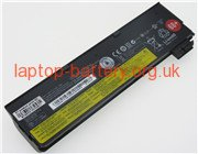 11.22 V, 6600 mAh batteries for LENOVO ThinkPad T470p