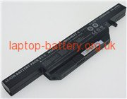 HASEE p4, W650SJ laptop battery uk