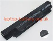 10.8 V, 5200 mAh batteries for ASUS PU551LA