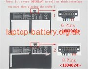 ASUS Transformer Book T100HA, T100HA-FU006T laptop battery uk