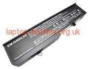 HAIER W62G, R350 laptop battery uk