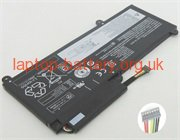 10.8 V, 4120 mAh batteries for LENOVO ThinkPad E450