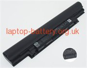 7.4 V, 5800 mAh batteries for DELL 451-12177