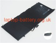 7.6 V, 6710 mAh batteries for DELL RWT1R