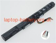 14.8 V, 2800 mAh batteries for ACER Aspire E5-475