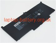 DELL Latitude 7490, N015L7480-D1606CN laptop battery uk