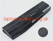 10.8 V, 4200 mAh batteries for CLEVO N855
