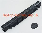 ASUS GL552VW, GL552VX laptop battery uk