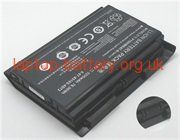 NEXOC P151SM, K670E laptop battery uk