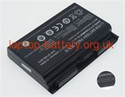 NEXOC P150, K670E laptop battery uk