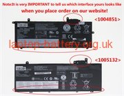 LENOVO ThinkPad T480s, ThinkPad T480s GHK laptop battery uk