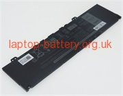DELL Ins 13-7380-D1805P, Ins 13MF PRO-D5505TS laptop battery uk