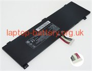 15.2 V, 4100 mAh batteries for TONGFANG GK6Z5CN