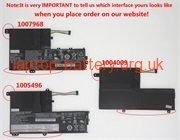 7.4 V, 4050 mAh batteries for LENOVO S41-70-ISE