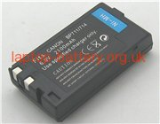 CANON A1, H850 camcorder battery