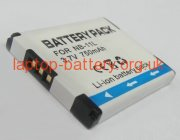 3.6 V, 680 mAh batteries for CANON IXUS 285 HS