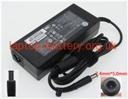 HP EliteBook 8460p, Envy 17t laptop ac adapter