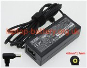 10.5V, 4.3A, 45W adapters for  VGP-AC10V10
